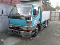 Fuso Canter Aluminum Dropside 6W 10ft. 2015 for sale