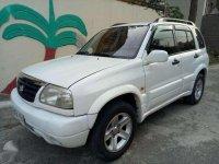 Suzuki Grand Vitara 2001 4x4 Automatic for sale