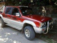 Mitsubishi Strada L200 4x4 Manual 1995 for sale