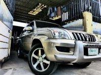 2003 Toyota LandCruiser Prado Diesel 5L MT 4w4 dubai version for sale