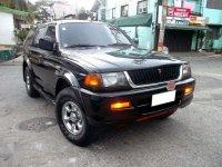 Mitsubishi Montero Sports 4x4 AT 1997 Model for sale