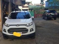 Ford Ecosport 2014 TREND Manual Trans 470k neg RUSH