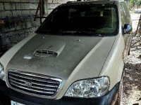 Kia Carnival dsl 2002 FOR SALE
