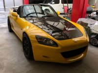 Honda S2000 mugen 2002 for sale