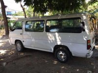 Selling Nissan Urvan 2000 Model NEGOTIABLE