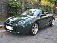 2002 MG TF Roadster Very Rare Collector Super Fresh Car Ayala Alabang