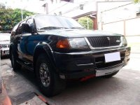 Mitsubishi Montero Sports 4x4 AT 1997 Rush Sell
