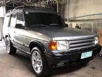 1997 Land Rover Discovery 1 SE7 V8 Gas Local FOR SALE