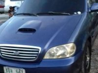2002 Kia Carnival for sale