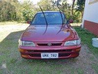 FOR SALE 1996 TOYOTA Corolla Gli 4age blacktop