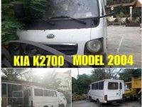 Kia Kc2700 2004 for sale