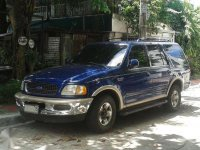 Ford Expedition Eddie Bauer 1997 Blue For Sale