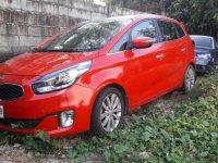 2015 Kia Carens ex diesel for sale