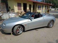 Alfa Romeo Spider T-Spark FOR SALE