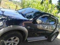 Mitsubishi Strada 4x4 Gray Well Kept For Sale
