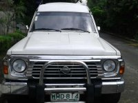 Nissan Patrol SAFARI 2000 White For Sale