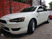 2015 Mitsubishi Lancer Ex White For Sale