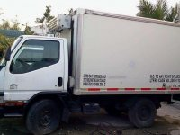 98 MITSUBISHI Fuso Canter Reefer Van 4W 10ft. FOR SALE