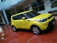 2015 Kia Soul Diesel Yellow SUV For Sale