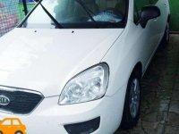 Kia Carens 2011 Model White For Sale
