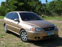 Kia Rio Family Wagon 2004 Golden For Sale