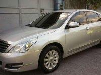 2013 Nissan Teana like camry accord mazda 6 subaru legacy lexus