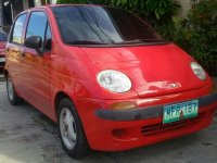 2010 Daewoo Matiz Automatic Red For Sale