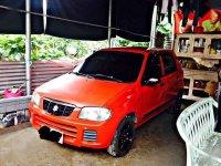 Suzuki Alto 2007 model 800CC Orange For Sale