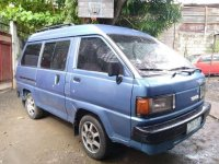 Toyota Lite Ace 1991 Manual Blue For Sale