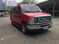2014 Ford E150 automatic First owner