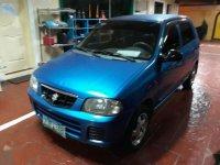 Suzuki Alto 2007 Blue HB For Sale