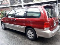 2002 Kia Sedona Carnival Ls AT Diesel for sale