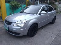 Kia rio 2009 manual for sale