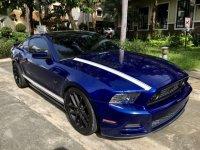 2012 Mustang GT - 5.0L V8 - Kona Blue Metallic