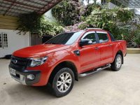 2014 Ford Ranger Wildtrak 4x4 AT FOR SALE