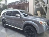 Ford Everst 2010 top of the line