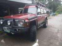 Nissan Patrol Safari 1995 FOR SALE