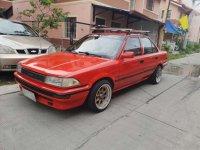 Toyota Corolla 1991 rush pde swap