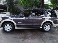 2007 Ford Explorer EDDIE BAUER Automatic Gas