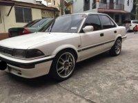 1991 Toyota Corolla small body 16GL FOR SALE