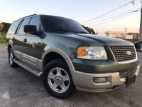 Rush for sale Ford Expedition Eddie Bauer 4x4 2005 model