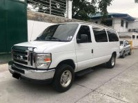 2012 Ford E150 Top of the line Gas engine Local