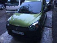2018 Suzuki Alto acquired manual for sale
