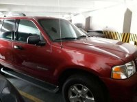 Ford Explorer 2006 Red FOR SALE