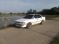 Toyota Corolla small body 16GL 1991 FOR SALE