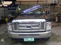 2012 Ford E150 Black AT Gas - SM City Bicutan
