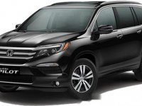Well-maintained Honda Pilot 2018 for sale