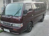 2001 Nissan Urvan for sale