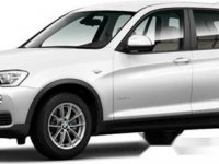 Bmw X3 Sdrive 18D 2018 for sale