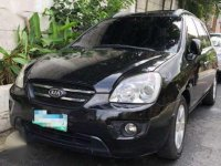2007 Kia Carens Black AT Gas - Automobilico SM City Bicutan
